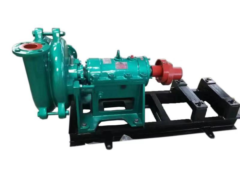 浅析压滤机专用泵如何避免振动