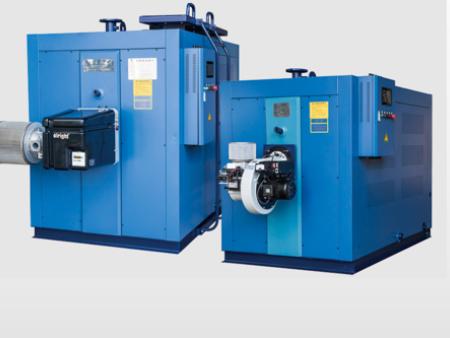 超低氮全预混高效燃气热水锅炉