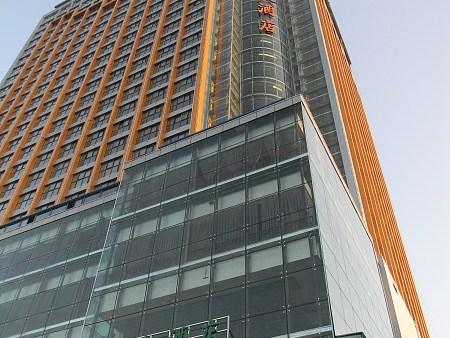 世奥财富广场-观光电梯