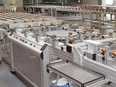 工业铝型材挤压变形不均匀性与残余应力