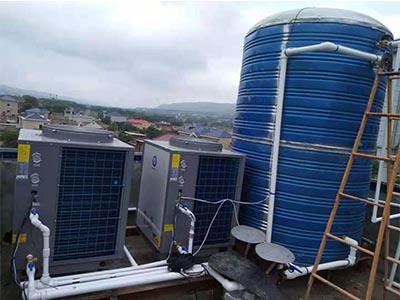 蘭州空氣源熱泵?怎樣抽真空和加氟呢?