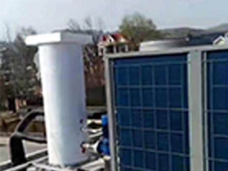 空氣能熱泵和空調有什么不一樣?