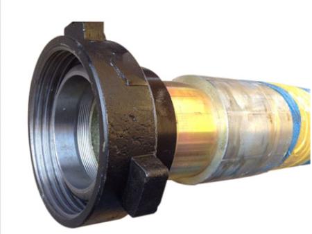 油田大口径缠绕高压胶管
