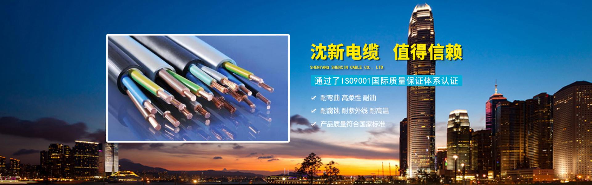 沈阳市沈新电缆有限公司是您不错的选择!