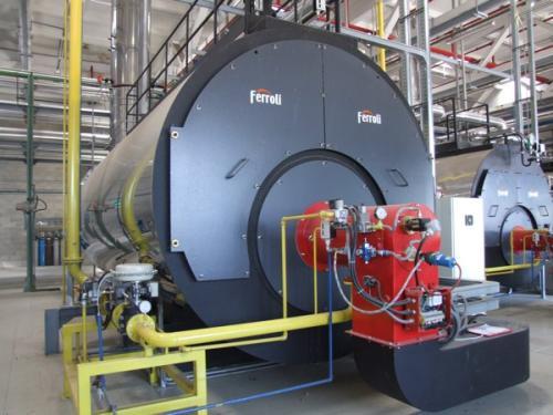 陕西星宇环境工程锅炉的结构