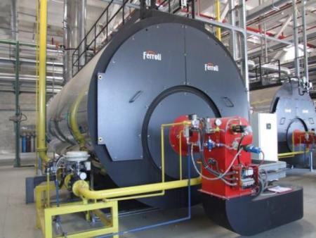 陜西星宇環境工程鍋爐的結構