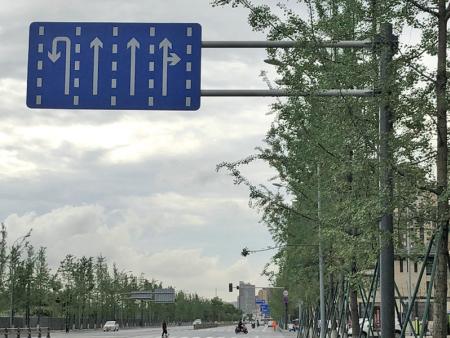 方向指示标牌