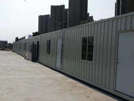 集装箱活动房的结构设计原理