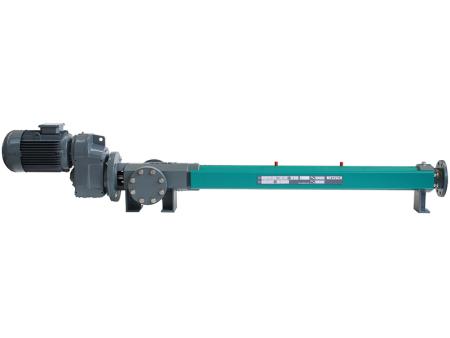 螺杆泵有自身特有的优势介绍