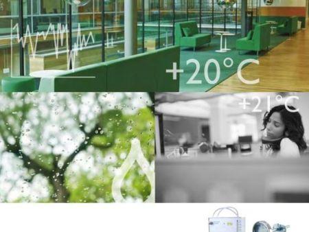 药厂HVAC系统洁净室的压差控制