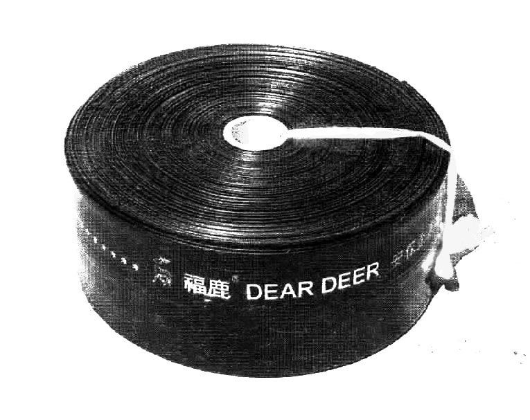 AJ-102 福鹿牌双管式喷水管ISO质量认证非常稳定,可以保持正确的方向喷水,不须人工扶正