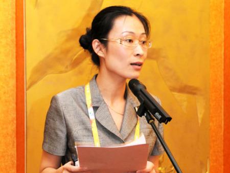 孫秋麗-黑龍江省品牌戰略促進會常務副會長兼秘書長