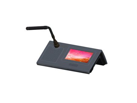 全数字网络型话筒代表单元(带电子桌牌): MA-600B