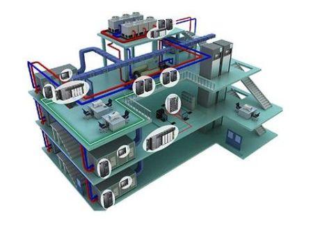 REGIN瑞典瑞晶对中央空调节能系统解决方案