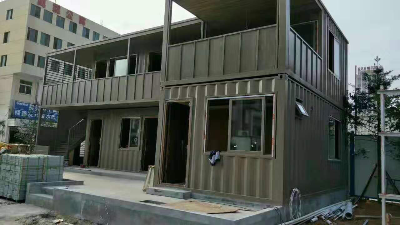 厦门集装箱活动板房的安装方法有什么