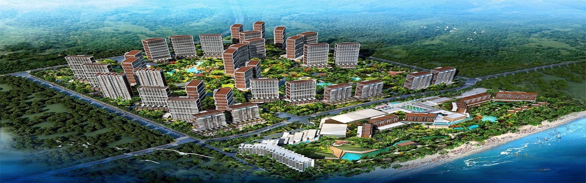 中央房企、保利高品质项目、汕尾最美社区、汕尾最高性价比社区、深汕两地必经之路、深汕唯一海景综合体项目