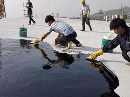 你不可不知的!防水涂料四种施工方法