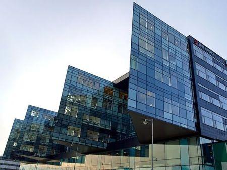 REGIN瑞晶楼群宇控制系统和产品用于甲级写字楼