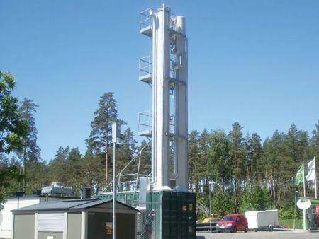REGIN瑞晶系统用于瑞典污水处理厂