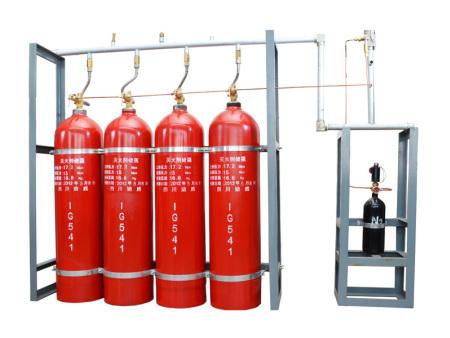 IG541氣體滅火裝置