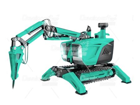 多功能救援滅火機器人