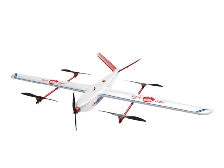 垂直起降固定翼無人機