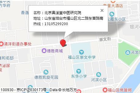 北京鼻渊堂中医研究院