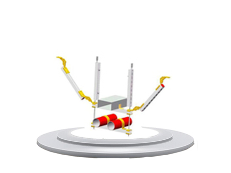 組合管側向抗震支架