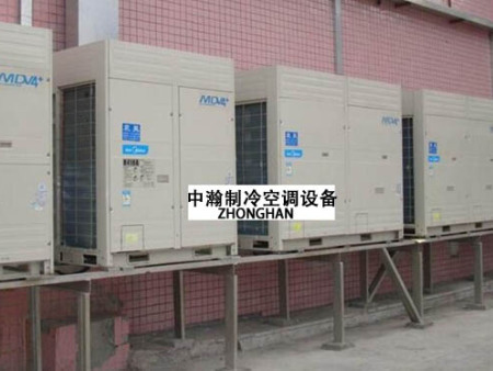 蘭州地暖空調兩聯供-空氣源熱泵空調地暖兩聯供系統的相關介紹