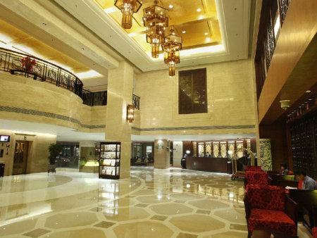 酒店大厅案例