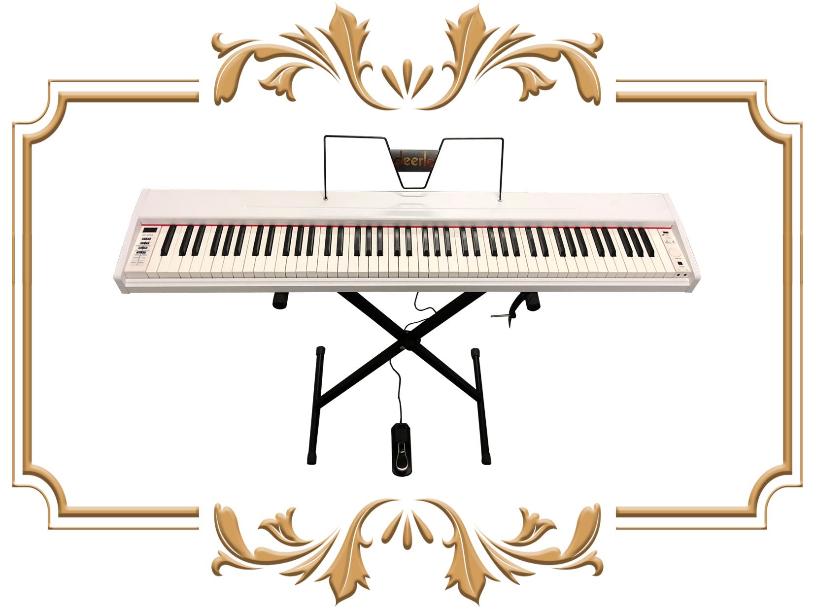 為什么要學鋼琴?
