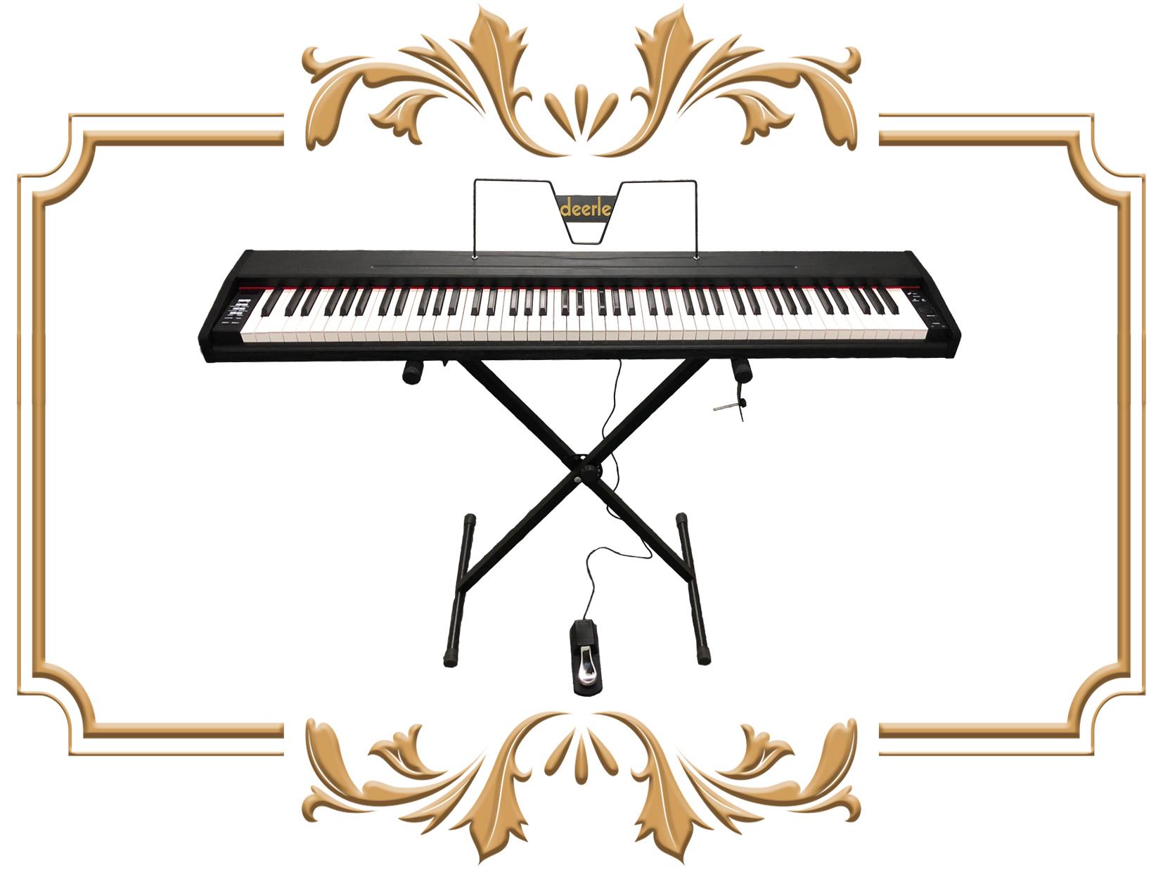 电钢琴选购指南-雅美哈电钢琴
