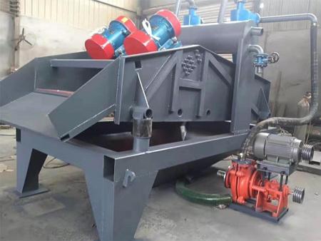 细沙回收机工作原理