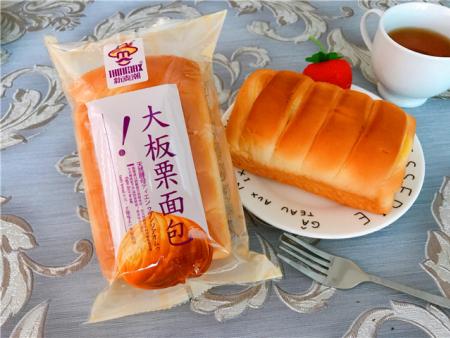 大板栗面包