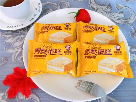 雪麸蛋糕-香蕉牛奶风味