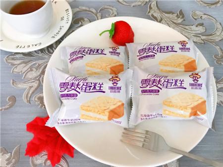 雪麸蛋糕-北海道牛奶风味