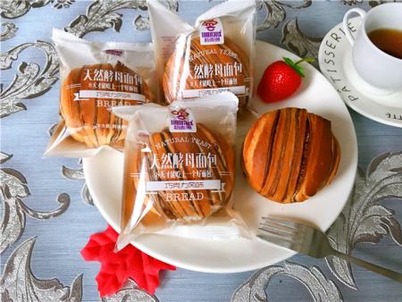 天 然酵母面包-巧克力风味