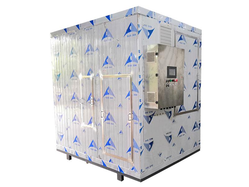 QNG-0.4T帶式污泥烘干設備