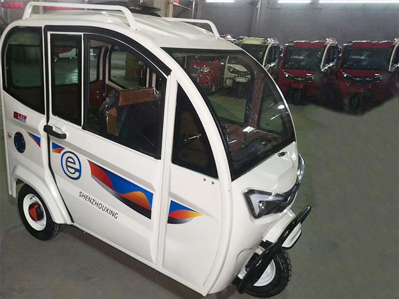 电动三轮车厂家为用户提供特色动力车辆