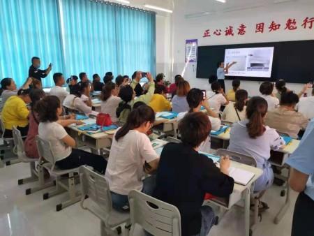 2019—2020学年人民大道小学龙骏分校第一次家长会