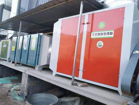 光解油烟净化器技术原理催化氧化废气处理设备