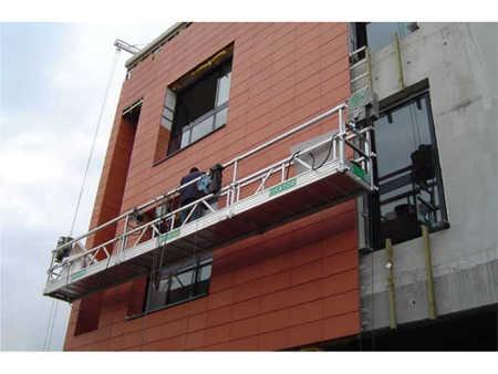 施工吊籃在作業中的應急處理方案