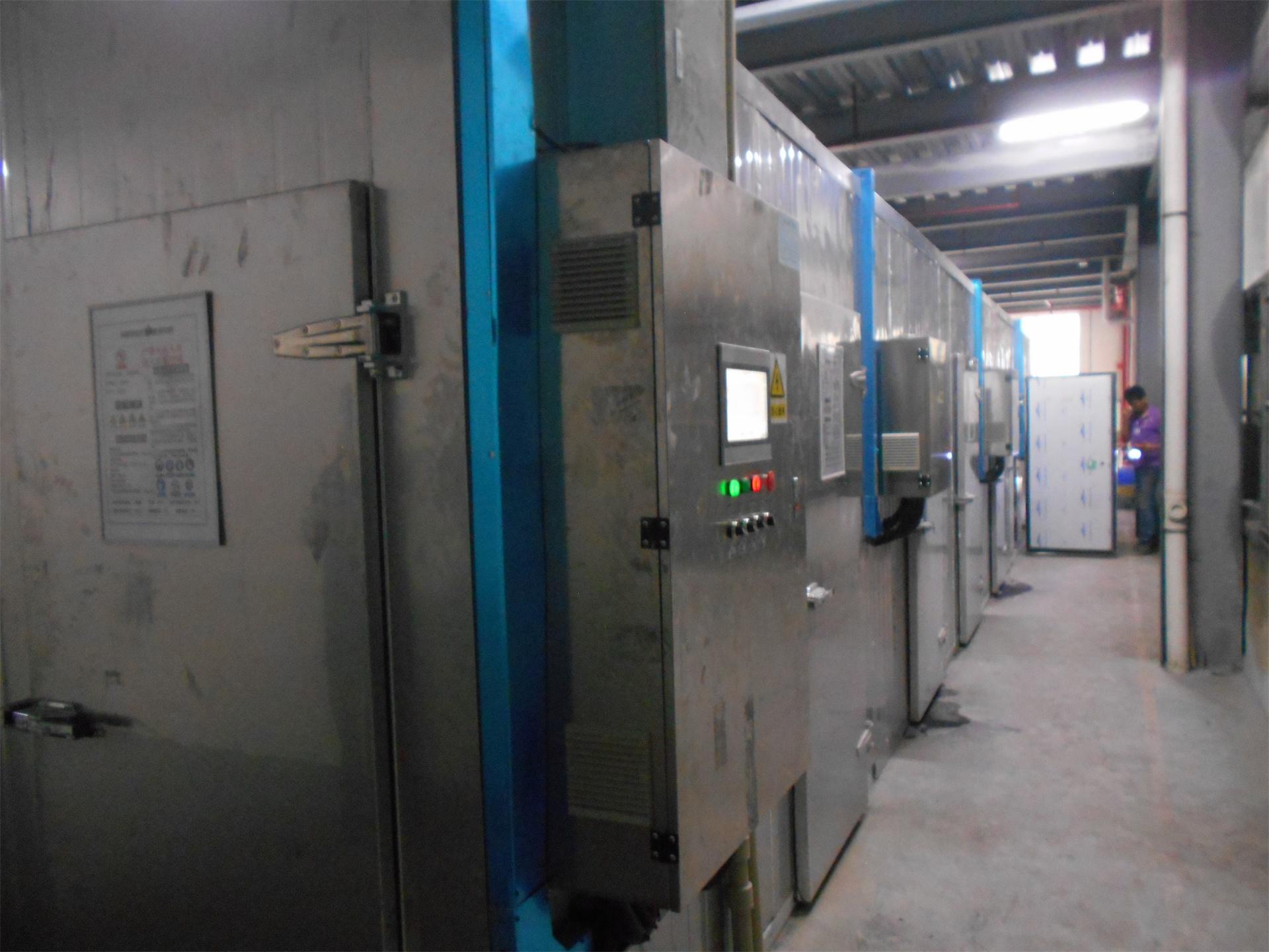 QNG-4T带式污泥烘干设备