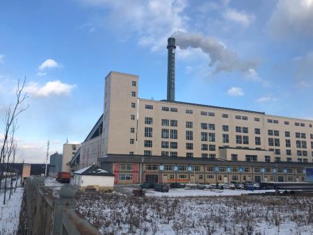 吉林抚松热电厂