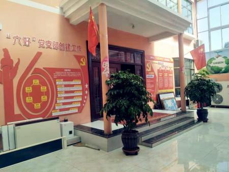 """甘肃太阳雨党支部开展关于""""不忘初心、牢记使命""""主题教育党员大会"""