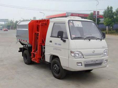 福田自装卸式垃圾车