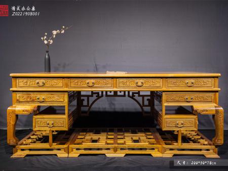 清式办公桌