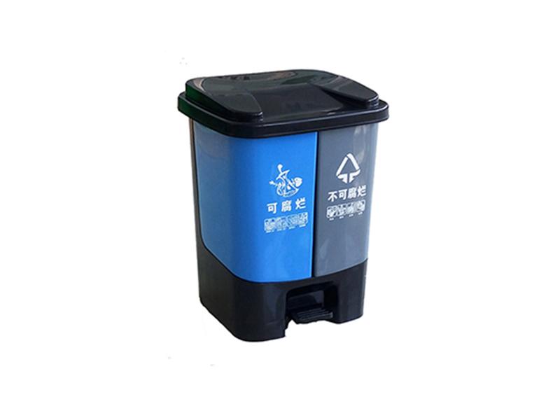 西宁塑料分类垃圾桶