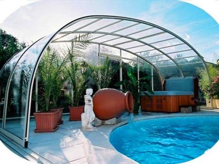 阳光房的钢结构