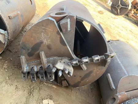 旋挖钻头会影响钻井质量的因素及生产工艺?